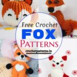 Free Crochet Fox Patterns For Children