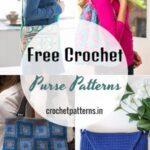 Eye-Catching Free Crochet Purse Patterns