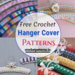 Free Crochet Hanger Cover Patterns