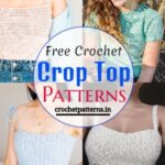 Free Crochet Crop Top Patterns For Summer