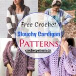 Best Free Crochet Slouchy Cardigan Patterns