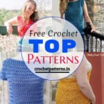 Free Crochet Top Patterns To Try This Summer