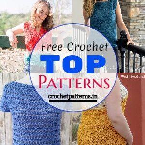 Free Crochet Top Patterns