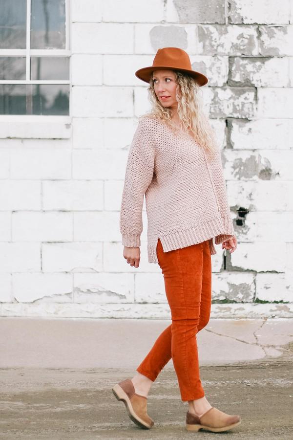 Crochet Celestial Sweater Pattern