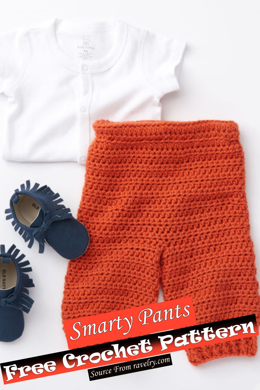 Crochet Smarty Pants Pattern