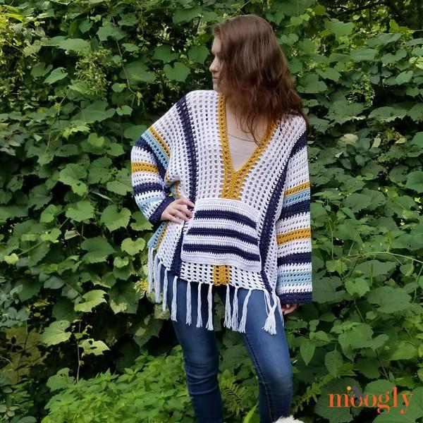 Crochet Summer Staple Sweater Pattern
