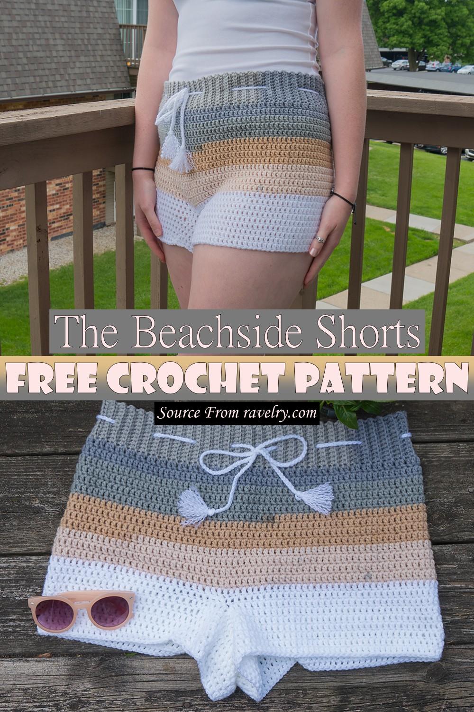 Crochet The Beachside Shorts Pattern
