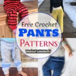 Adorable Free Crochet Pants Patterns