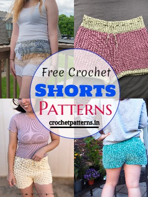 Free Crochet Shorts Patterns