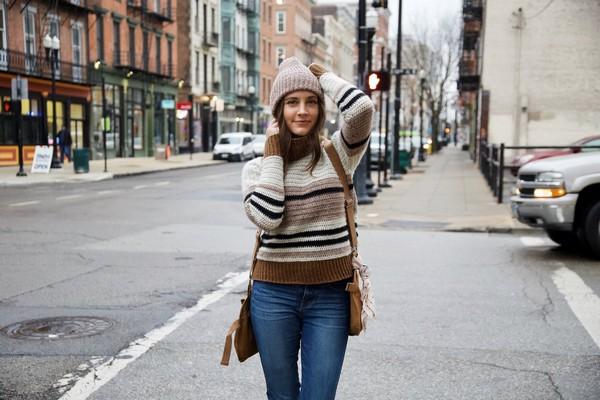 Mount Tremper Easy Sweater Crochet Pattern