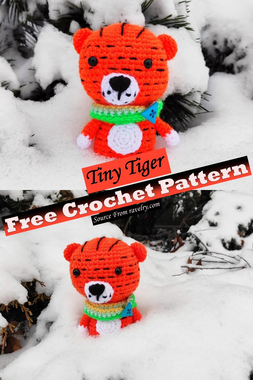 Tiny Tiger Pattern